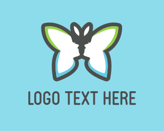 Beautify - Beauty Butterfly logo design