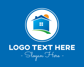Agency - Real Estate Agency logo design