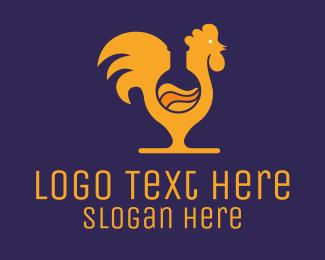 Rooster - Rooster Lab logo design