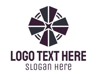Gothic - Black Cross  logo design