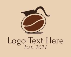 Restaurant - Hot Coffee Pot logo design