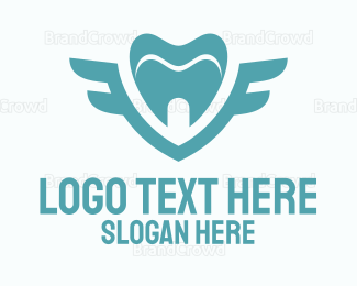 Emblem - Tooth Emblem  logo design