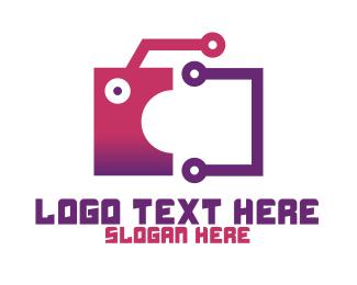 Photography Technology Logo