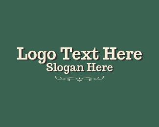 Lawyer - Classic Serif Lawyer Wordmark logo design