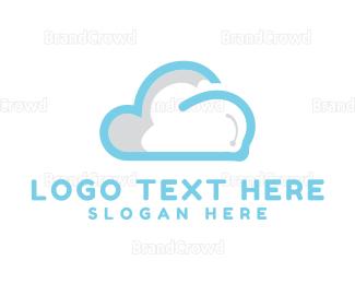 Monkey - Cloud Monkey logo design