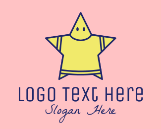 Cute - Cute Star logo design
