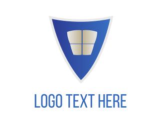 Guard - Blue Shield logo design