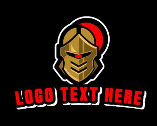 Mythology - Cyclops Knight Esports Gamer logo design