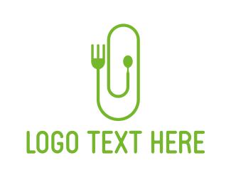 Link - Office Kitchen logo design