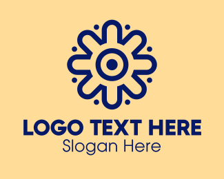 Cog Wheel Repair Logo