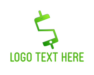 Shopify - Dollar Phone logo design