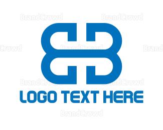 Letter B - Double Letter B logo design