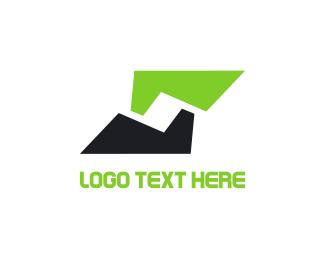 Minimal - Sports & Mountains logo design