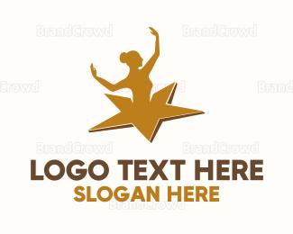 Body - Dancing Stars logo design