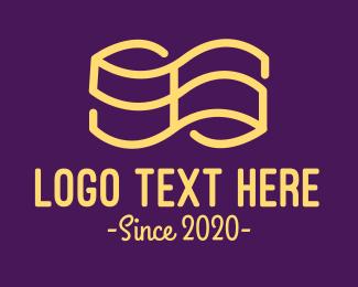 Rhythm - Elegant Musical Chord logo design