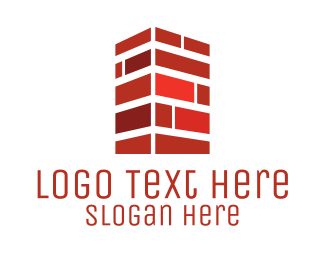 Contractor - Brick Chimney logo design