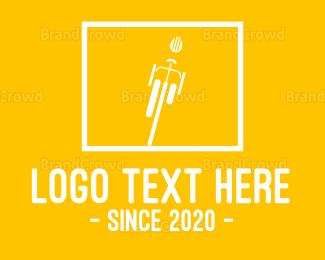 Yellow - Yellow Bike logo design