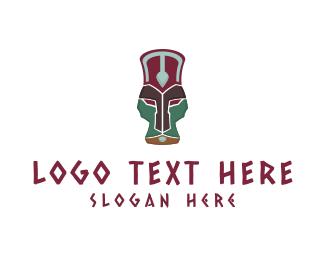 African - African Totem logo design