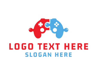 Gaming - Puzzle Game logo design