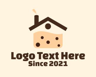 Tea - Milk Tea House logo design