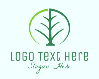 Leaf - Tree Leaf logo design