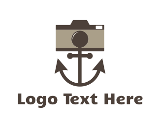Snappy - Ocean Camera logo design