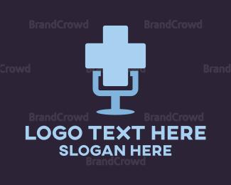 Hospital - Hospital Speaker logo design