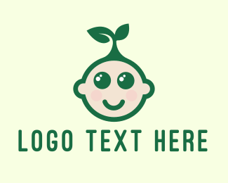 Eco Friendly - Eco-Friendly Kid logo design