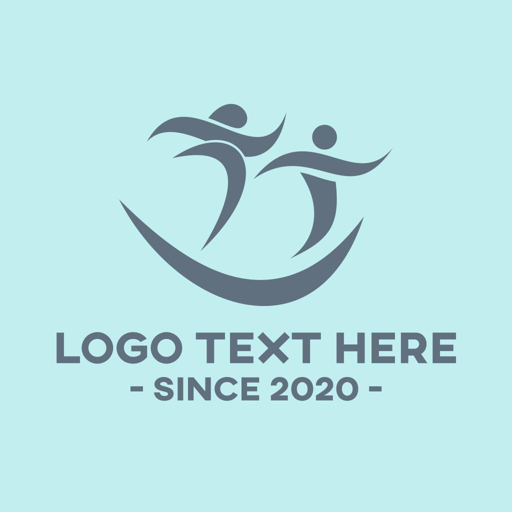 Happy Marathon Logo | BrandCrowd Logo Maker
