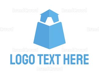 Canopy - Light Blue Tower logo design