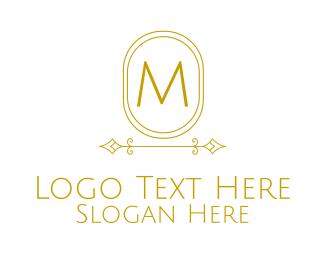 School - Minimalistic Stroke Lettermark logo design