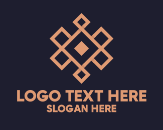 Pattern - Geometric  Pattern logo design