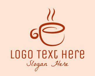 Orange And White - Orange Tea logo design