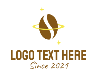 Space - Outer Space Coffee logo design