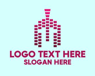 Concert - Audio Beats Helmet logo design