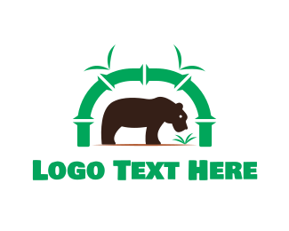 Sustainable - Bear Park logo design