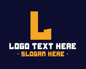 Communications - Automotive Letter logo design