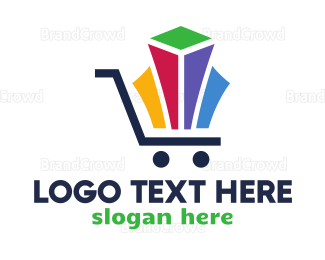 Cart - Real Estate Cart logo design