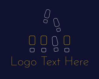 Footprint - Tap Dance logo design