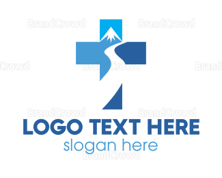 Congregation - Mountain River Chapel logo design