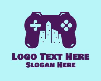 Gaming - Game City logo design