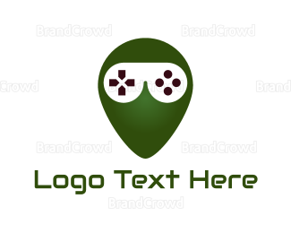 Alien - Gaming Alien  logo design