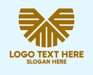 Insurance - Gold Insurance Company logo design