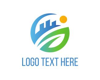 Urban - City Circle logo design