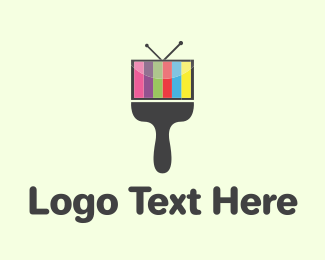 Color - Color Media logo design