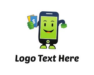Happy - Happy Smartphone logo design
