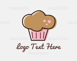 Cake - Angel Cakes logo design
