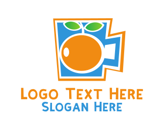Summer - Summer Orange Cup  logo design