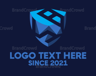 Asset Management - S & B Diamond logo design
