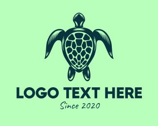 Sea - Sea Turtle Conservation logo design